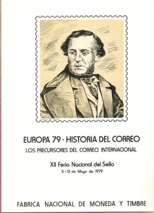 1979. Documento FNMT.Europa- Madrid