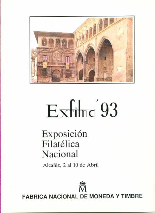 1993. Documento FNMT. Exfilna
