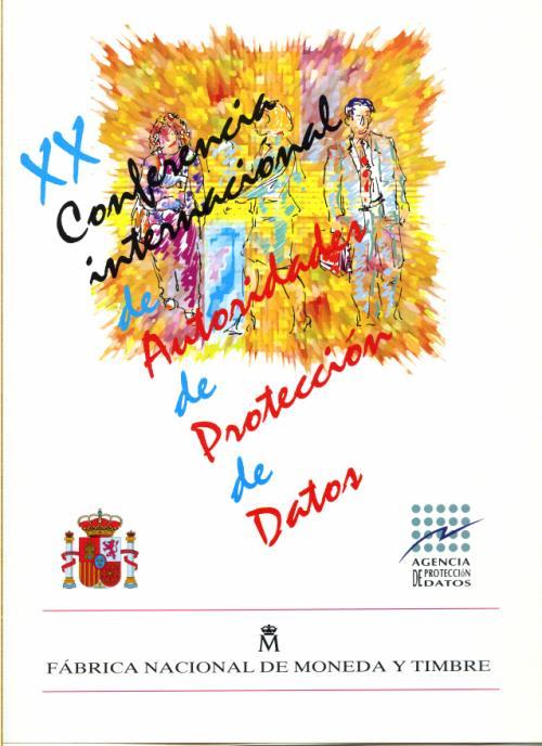1998. Documento FNMT. Agencia Protección de Datos