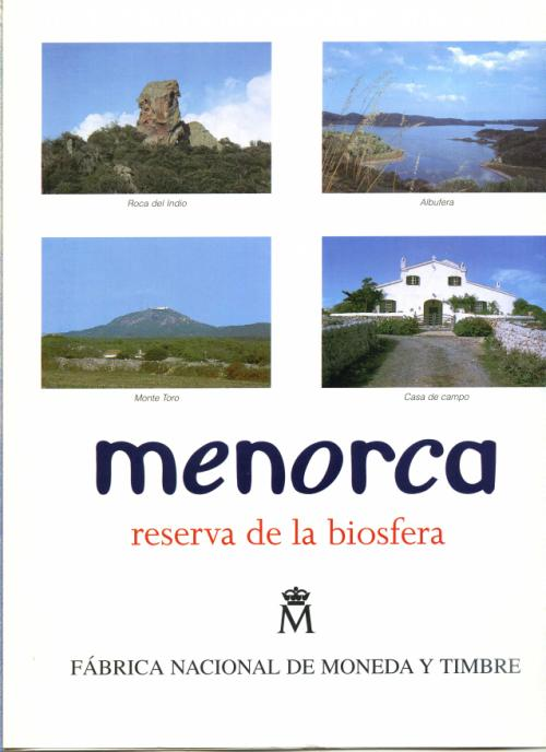 1998. Documento FNMT. Reserva de la Biosfera