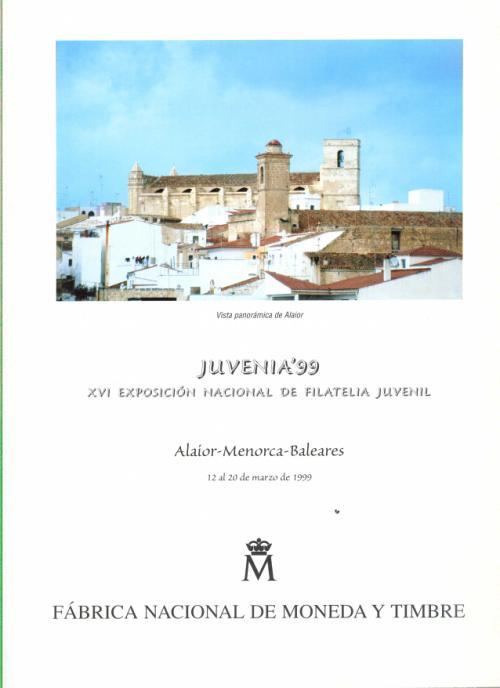 1999. Documento FNMT. Juvenia