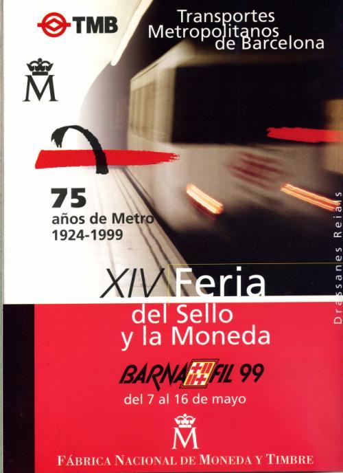 1999 Documento FNMT. Barnafil