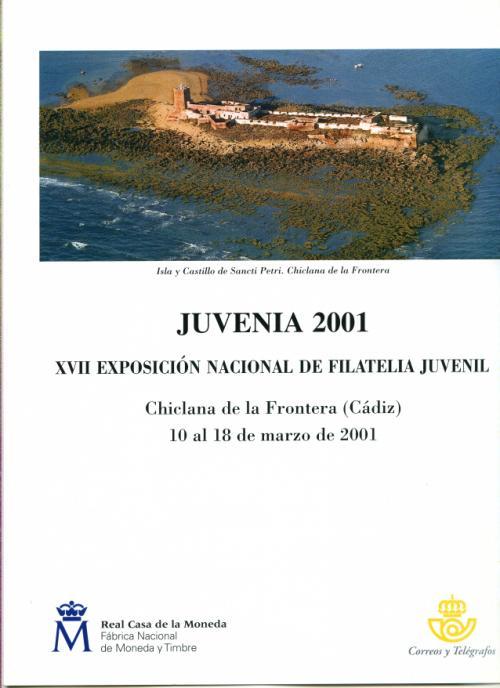 2001. Documento FNMT y Correos. Juvenia 2001