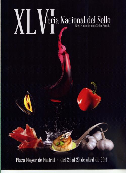 2014. Documento Anfil. Gastronomía