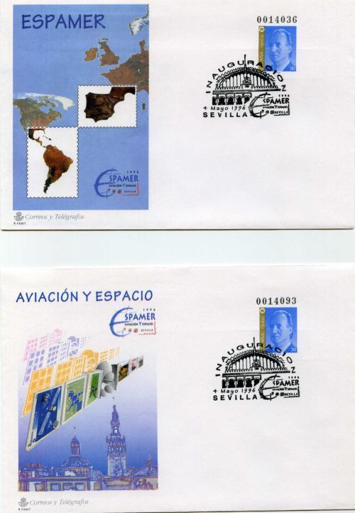 1996. Expamer. Sevilla