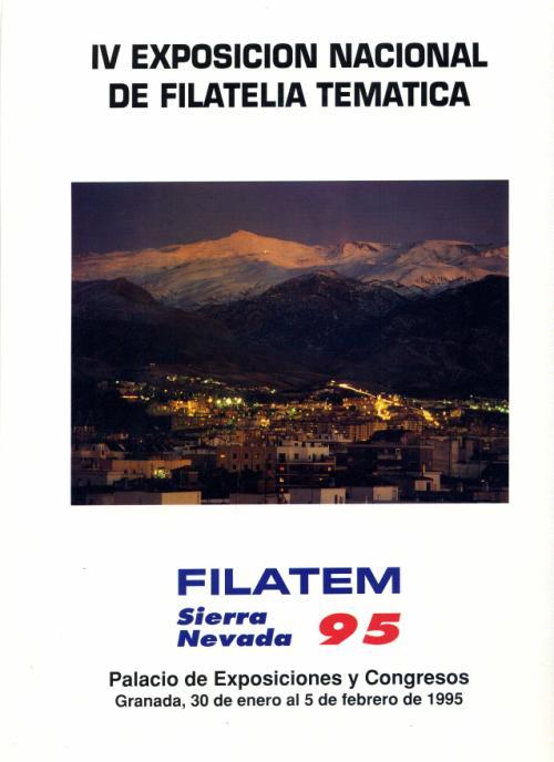 1995. Documentos Varios. IV Filatem