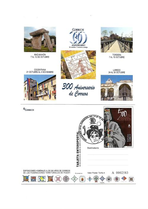 2016. 3ª ECC 2016. Zaragoza. Fesofi