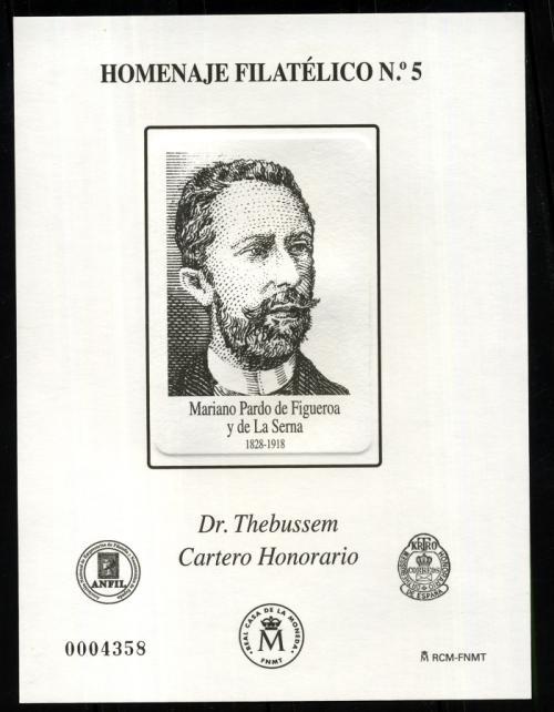 2009. Dr. Thebussem (Agotado-sólo lote)