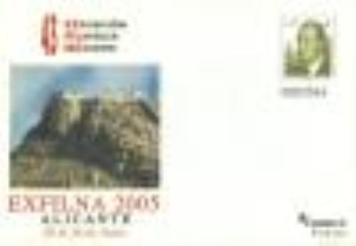 2005. Exfilna. Alicante