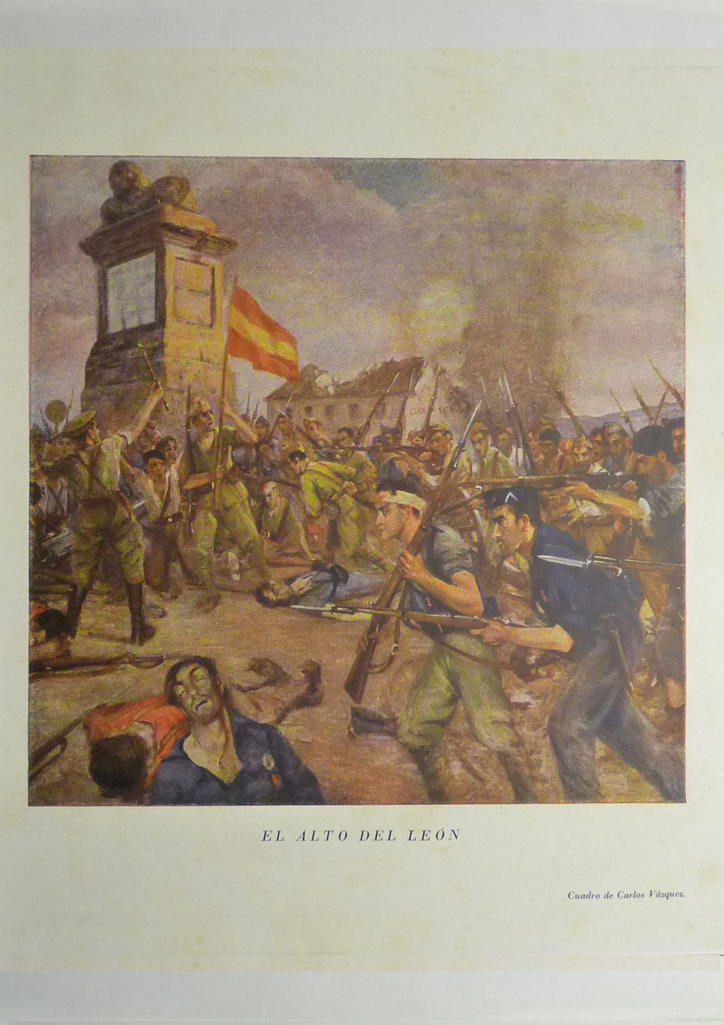 La Guerra Civil. D. Félix Gómez-Guillamón Maraver