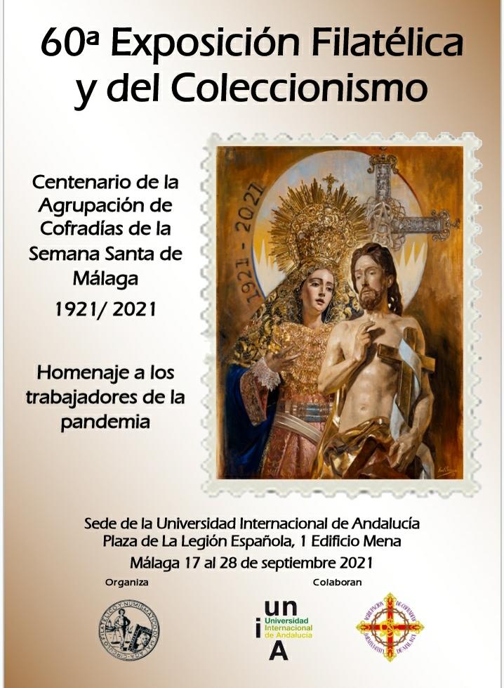 60ª EXFILMA. Exposición Filatélica y del Coleccionismo de Málaga