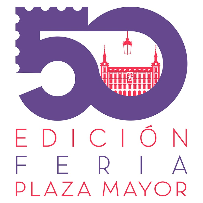 50 FERIA NACIONAL DEL SELLO DE MADRID