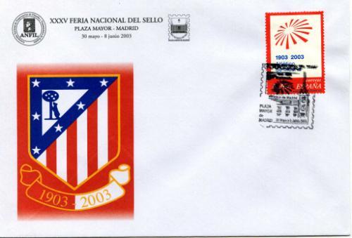 2003. Feria Nacional del Sello. Madrid