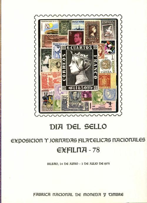 1978. Documento FNMT Exfilna 78. Bilbao