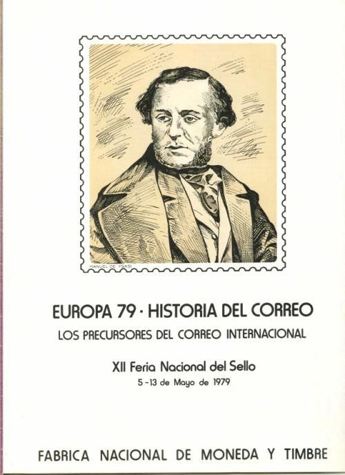1979. Documento FNMT.Europa- Madrid
