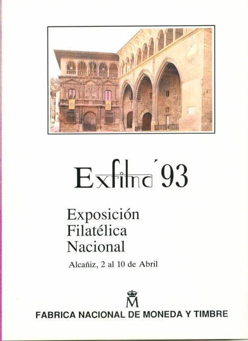 1993. Documento FNMT. Exfilna