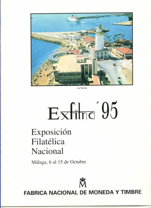1995. Documento FNMT. Exfilna
