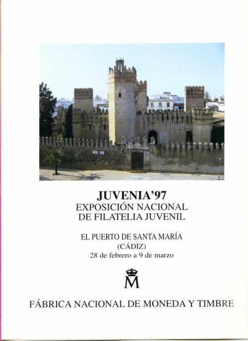 1997. Documento FNMT. Juvenia