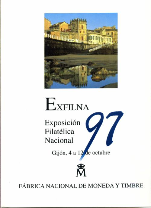 1997. Documento FNMT. Exfilna
