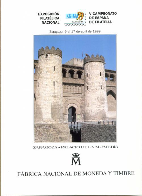 1999 Documento FNMT. Exfilna