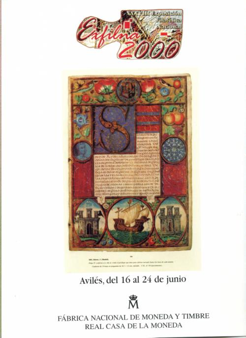 2000 Documento FNMT. Exfilna