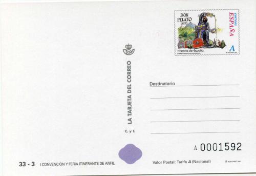 2001. Gijón. 2001