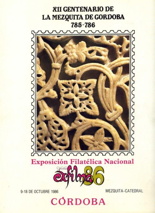 1986. Documentos Varios. Exfilna