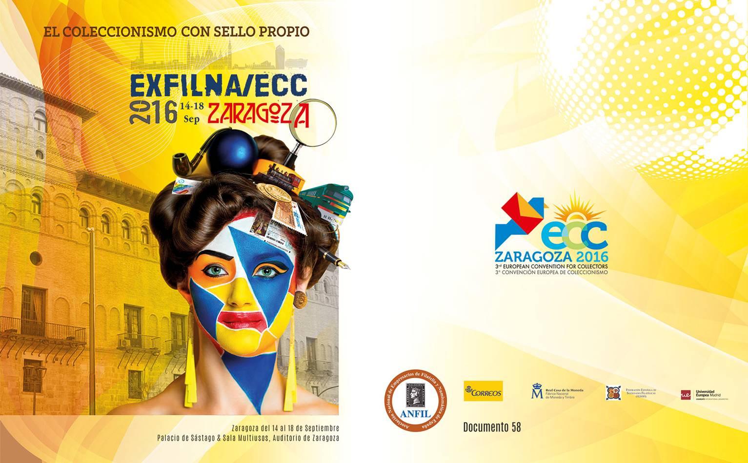 2016. Documento Anfil. ECC Zaragoza