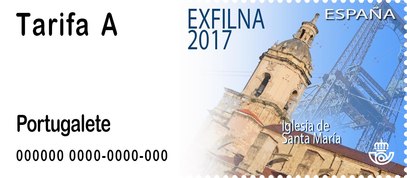 2017. Etiqueta. Santa María