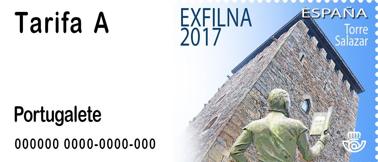 2017. Etiqueta. Torre Salazar