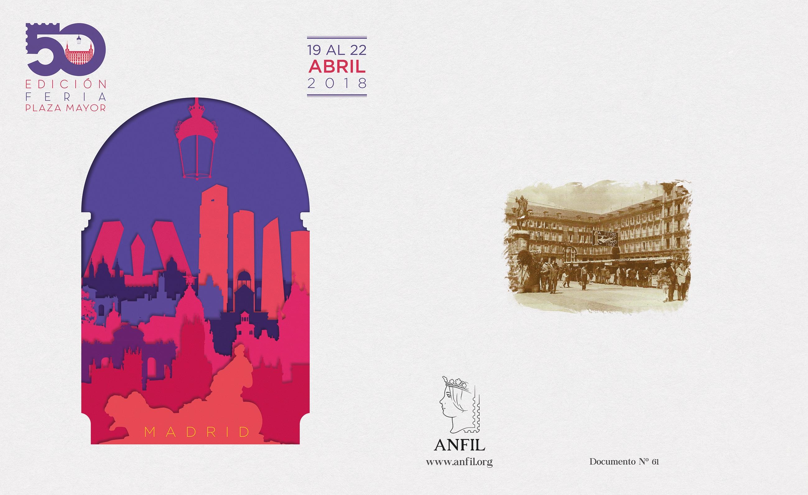 2018. Documento Anfil. Madrid