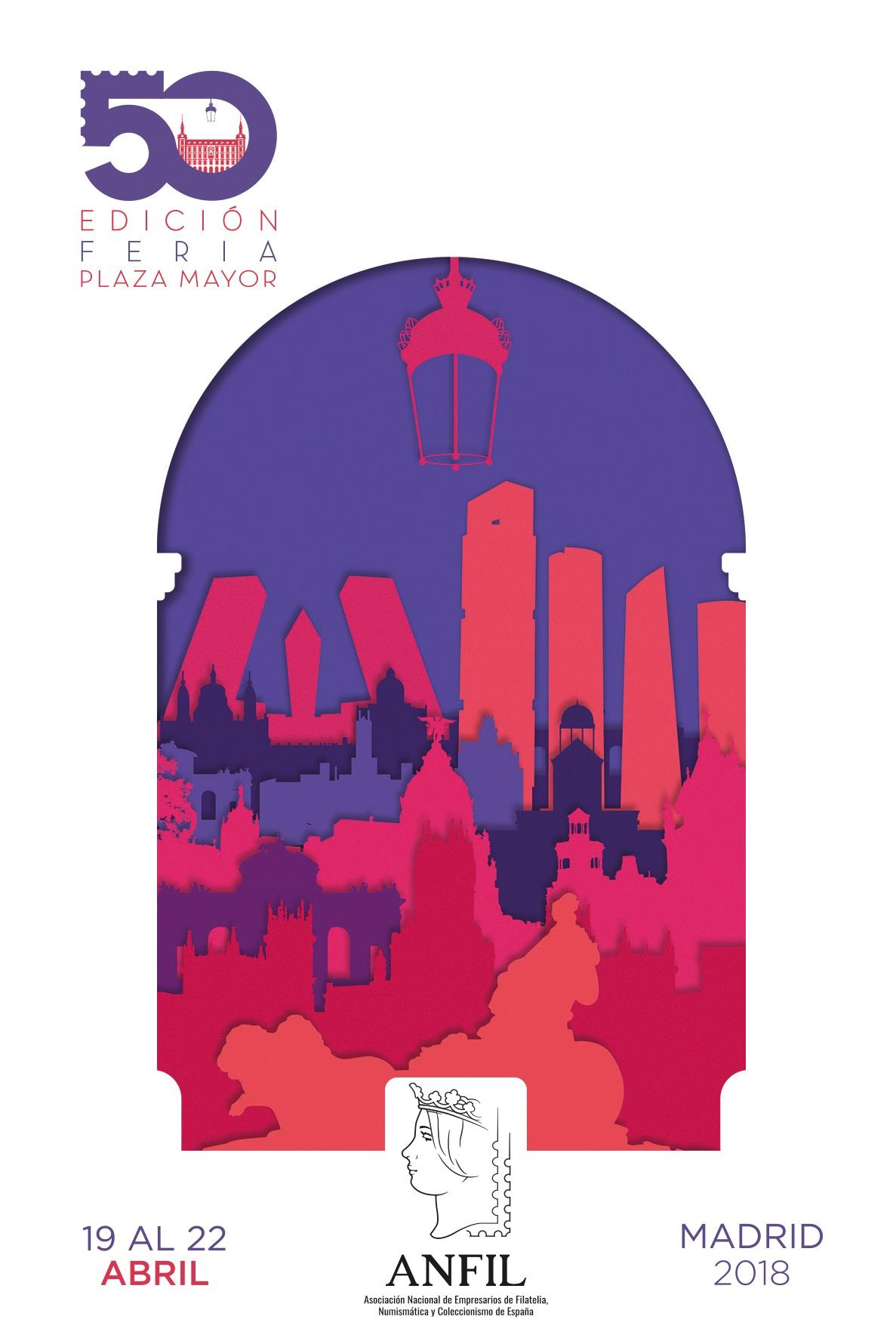 2018. 50 Feria Nacional del Sello