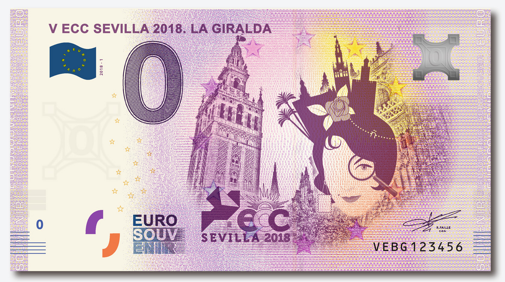 2018. ECC Sevilla 2018