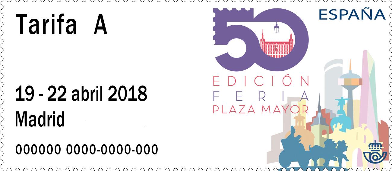 2018. Etiqueta. Madrid
