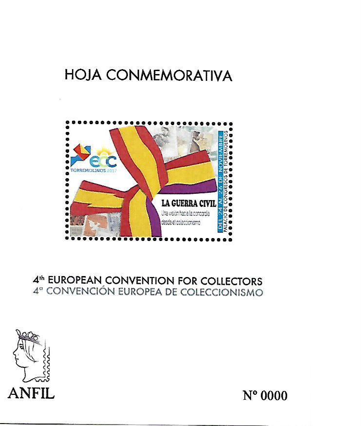2017. 4ª ECC. Torremolinos