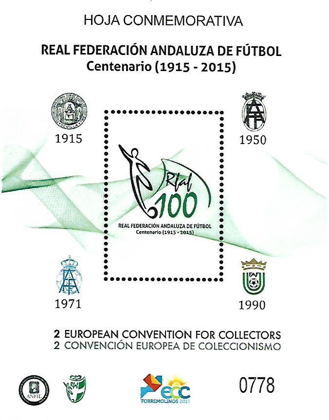 2015. ECC Torremolinos. Málaga